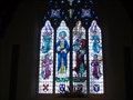 Image for Stained Windows - St John's Church, Higham, Kent UK