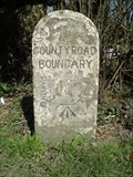Image for Cut Benchmark: England / Wales border (Old Radnor)