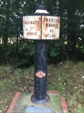 Image for Trent & Mersey Canal Milepost – King's Bromley, UK