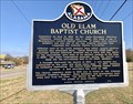 Image for Old Elam Baptist Church - Montgomery, AL