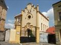 Image for Synagogue / Synagoga, Slaný,  Czech republic