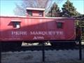 Image for Pere Marquette Caboose #A986 - Grand Haven, Michigan