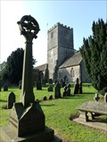 Image for St. Mary's - Churchyard - Caldicot - Wales. Great Britain.