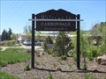 Image for Welcome Sign - Carbondale, CO, USA. 6,181 ft.