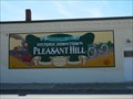 Image for Historic Downtown Pleasant Hill Mural - Pleasant Hill, Mo.
