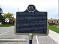 """Image for """"THE FOUNDING OF TECUMSEH"""" - Tecumseh, Ontario"""