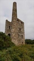 Image for Wheal Peevor Tine Mine, Redruth Cornwall UK