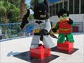Image for Batman and Robin, Legoland - Lake Wales, FL