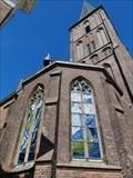 Image for Stained Glass Windows Sint-Michaëlkerk - Harlingen, Friesland, Netherlands