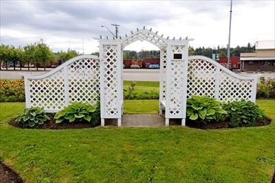 Gardeners' memorial
