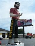 Image for Lauterbach Tire's Muffler Man - Head Cheese - Springfield, IL