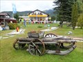 Image for Hotel Seespitz Decorative Wagon Wheels - Seefeld i.T., Tirol, Austria