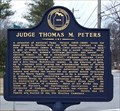 Image for Judge Thomas M. Peters - Moulton, AL