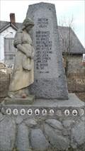 Image for World War Monument - Svihov - Czech Republic / Památník I. svetové války - Švihov - Ceská republika