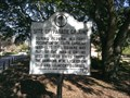 Image for Site of Parade Ground - Univ. of South Carolina - Columbia SC