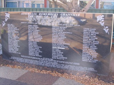 The Memorial Wall was established 20 years after the accident. The impact of the accident is still felt to date.