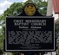 Image for First Missionary Baptist Church, Dothan, Alabama - Dothan, AL