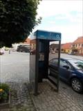 Image for Payphone / Telefonní automat - Námestí Míru, Bavorov, okres Strakonice,  CZ