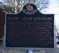Image for Henry Allen Loveless - Montgomery, AL