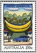 Image for The Big Banana, Coffs Harbour, NSW, Australia