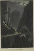 Image for Gondo Gorge by Gabriel Lory - Gondo, VS, Switzerland
