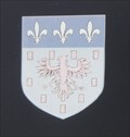 Image for Twin Town Of Carentan Coat Of Arms - Selby, UK
