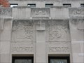 Image for Riverside Plaza Building Reliefs - Chicago, IL