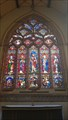 Image for Stained Glass Windows - St Margaret - Crick, Northamptonshire