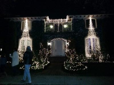 Palo Alto Christmas Lights