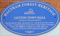 Image for Leyton Town Hall - High Road Leyton, London, UK
