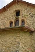 Image for Le vitrail de l'église Saint Alban- Saint Auban d'Oze- France