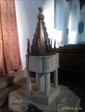 Image for Baptism Font, St Peter - Monks Eleigh, Suffolk