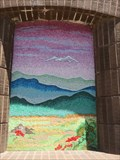 Image for Sunset I Mausoleum - Bird Mosaic - Sacramento, CA