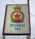 "Image for ""Royal Canadian Legion Branch 194"" - Clinton, British Columbia"
