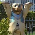 Image for Egyptian Buddy Bear, Egyptian Embassy - Berlin, Germany