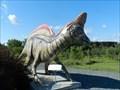 Image for Corythosaurus du Madrid, St-Léonard-d'Aston, Qc, Canada