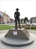 Image for The New Zealand Soldier - Mesen - Belgium