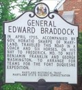Image for Upcoming Meeting with General Braddock - Gaithersburg, Maryland