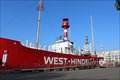 Image for Le West-Hinder - Zeebrugge - West-Vlaanderen - Belgium