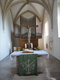 Image for Pipe Organ @ Michaelskirche Wolfenhausen, Germany, BW