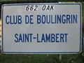 Image for Boulingrin Saint-Lambert Lawn Bowling, Saint-Lambert, Qc, Canada