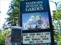 Image for VanDusen Botanical Garden - Vancouver, BC