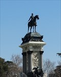 Image for Monument Alfonso XII - Madrid - Spain