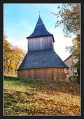 Image for Wooden belfry (Drevená zvonice) at Zebín hill - Jicín, Czech Republic