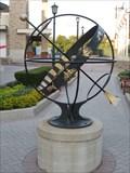 Image for Old Orchard Sundial, Skokie, Illinois, USA
