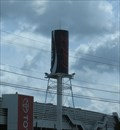 Image for Charlotte Motor Speedway Diet Coke water tower