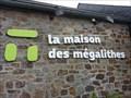 Image for La Maison des Mégalithes, Wéris, Durbuy, Luxembourg, Belgium.