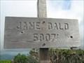 Image for Jane Bald - 5807' - Roan Highlands - TN/NC border