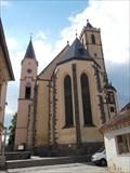 Image for kostel Nanebevzetí Panny Marie - Bavorov, okres Strakonice, CZ