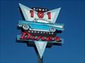 Image for 101 Diner Sign, Sequim, WA